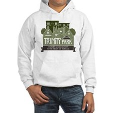 TPNA with Tag Line Logo Jumper Hoody