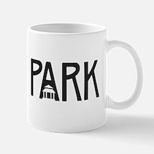 TPNA Long Word Art Logo Mug