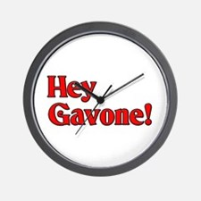 Hey Gavone! Wall Clock