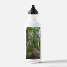YellowSpringsTrailPost Water Bottle
