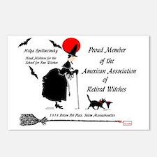 Membership Card AARW Postcards (Package of 8)