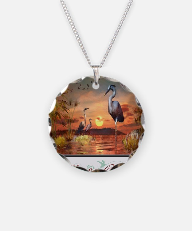 Heron Point Necklace
