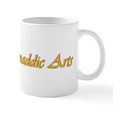 Naumaddic Arts - Yellow Mug
