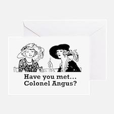 colonelangus Greeting Card