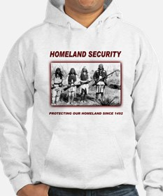 Homeland Security Native Pers Hoodie