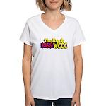 Women's WCCC V-Neck T-Shirt