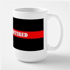 Retired Firefighter Mugs