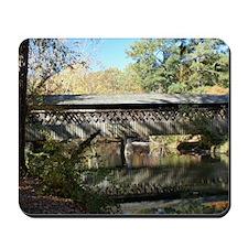 Pooles Mill Covered Bridge Mousepad