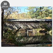 Pooles Mill Covered Bridge Puzzle