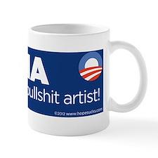 bullshit artist Mug