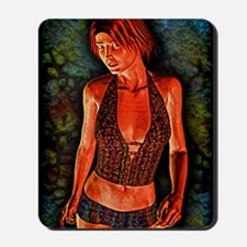 GrungeQueen9-12 Mousepad