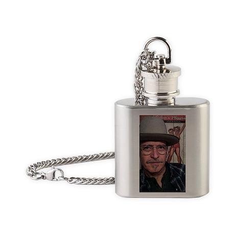 JKw:hat Flask Necklace