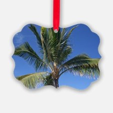 Maui Palm Ornament