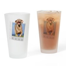 poloroid2 Drinking Glass