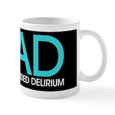 CAD mousepad Mug