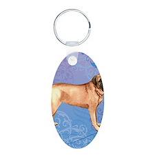 mastiff-key1 back Keychains