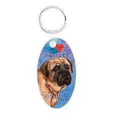 mastiff-kindle Keychains