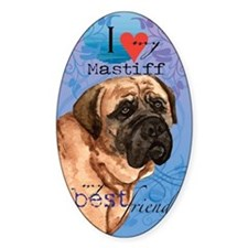 mastiff-kindle Decal