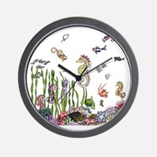 oceanlife Wall Clock