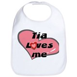 I love tia Cotton Bibs