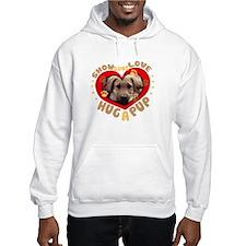 Hug a Pup Retriever Hoodie