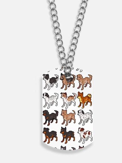 dogbreedslarge Dog Tags