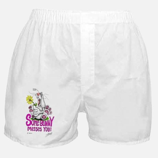 Somebunny 1 Boxer Shorts
