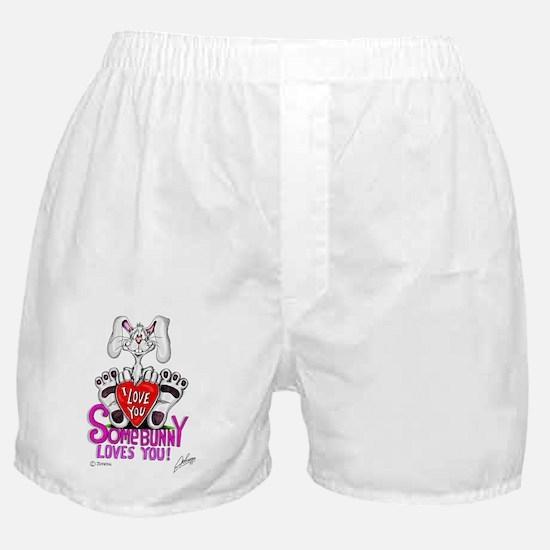Somebunny 2 Boxer Shorts
