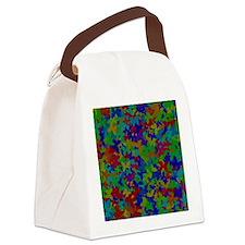 FF-butterflies Canvas Lunch Bag