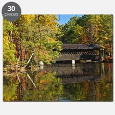 Stone Mountain Covered Bridge Puzzle