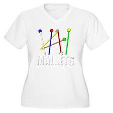 rainbow mallet pe T-Shirt