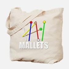 rainbow mallet percussion xylophone vibe  Tote Bag