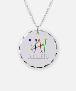 rainbow mallet percussion xy Necklace