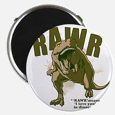 Rawr-Dinosaur Magnet
