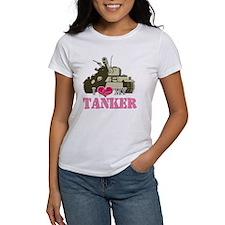 i love my tanker Tee