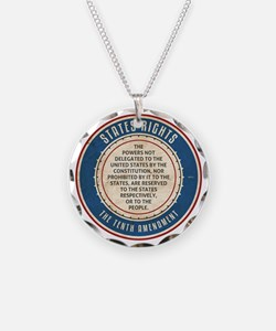 aug11_tenth_amendment Necklace