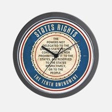 aug11_tenth_amendment Wall Clock