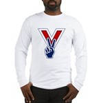 TOM VILSACK 2008 Long Sleeve T-Shirt