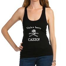 Vada a bordo, Cazzo! Racerback Tank Top