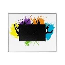 Dance Paint Picture Frame
