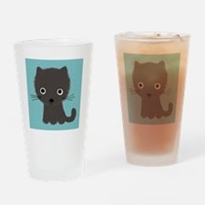 aquakitty Drinking Glass