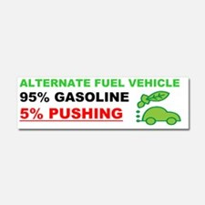 ALTERNATE FUEL VEHICLE-large.gif Car Magnet 10 x 3
