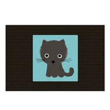 kittylaptopskin Postcards (Package of 8)