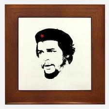 Che Guevara Framed Tile