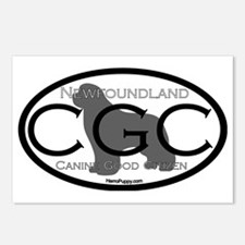 Newfoundland CGC Title Postcards (Package of 8)