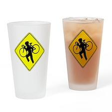 X-ING.gif Drinking Glass