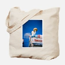 """""""And the nose bone is..."""" Tote Bag"""