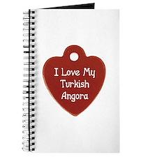Love Angora Journal