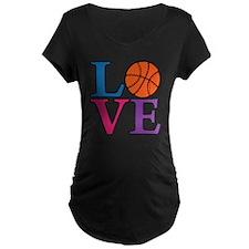 multi, Basketball LOVE T-Shirt