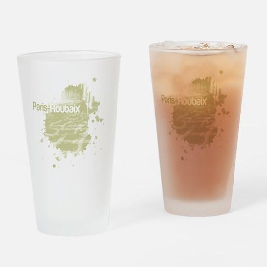 paris-roubaix.gif Drinking Glass